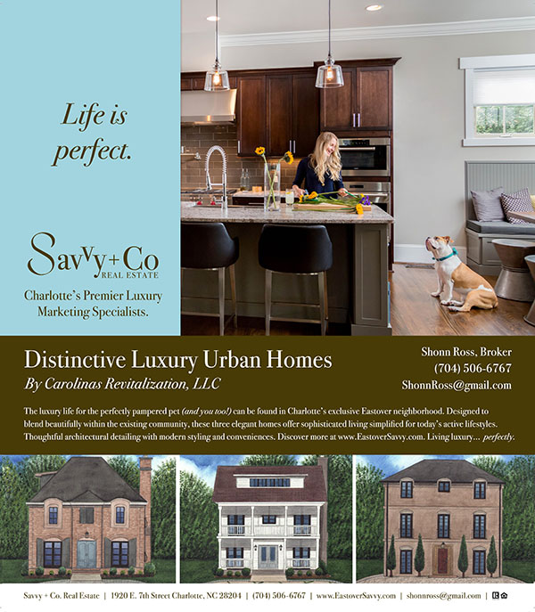 Ad_Luxury Home Magazine_November 2015_Eastover Homes